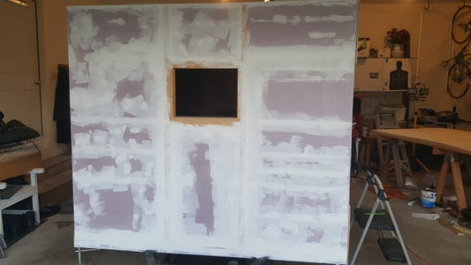 Skinning the Exterior Walls