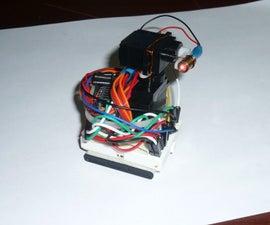 Arduino Wireless Laser Turret