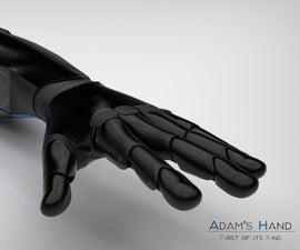 ADAM'S Hand: a low-cost myoelectric transradial prosthesis using Myo armband