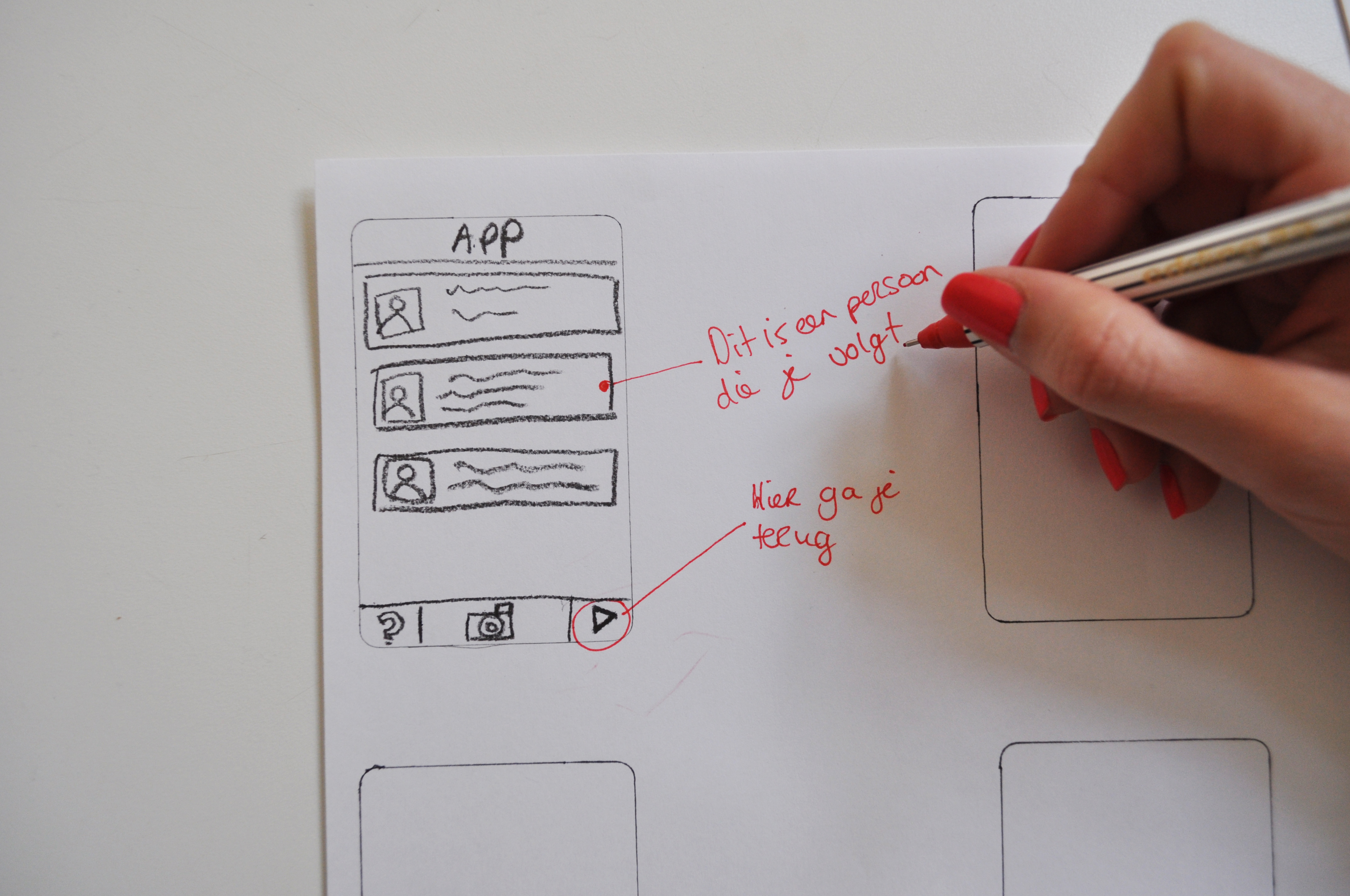 Picture of Design Functions/buttons / Bedenk Knoppen En Functies