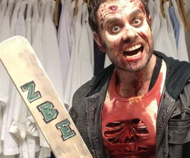 Ageing, Distressing and Dying Techniques for Halloween Costumes