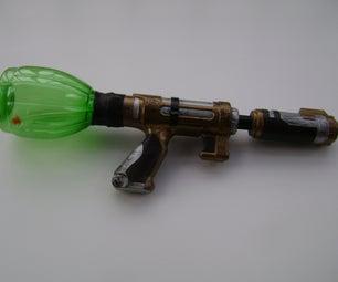 Dihydrogen Monoxide Projectile Weapons