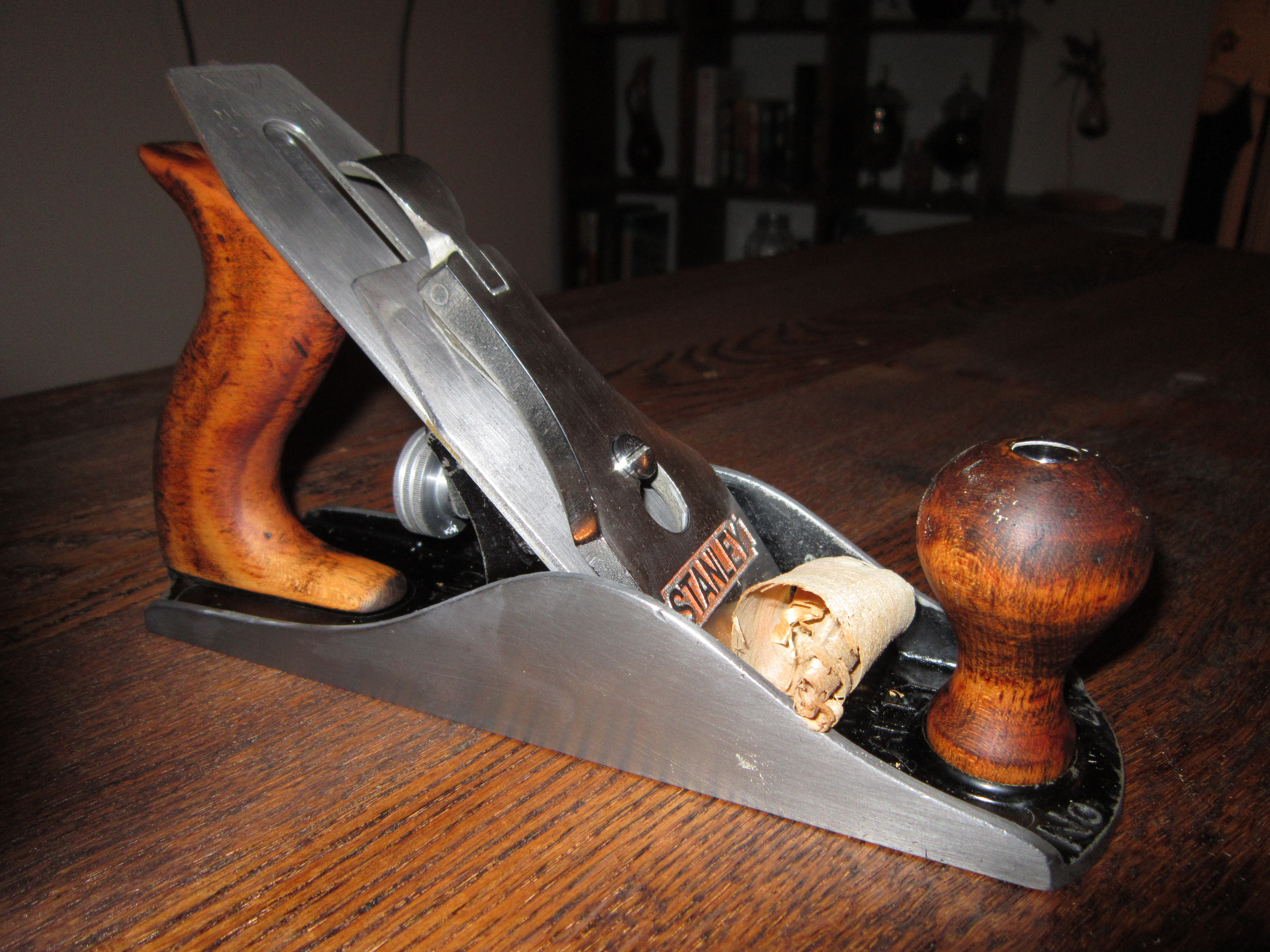 Picture of Restoring a Vintage Hand Plane