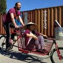 Build a Shopping Cart Cargo Bike