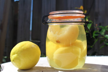 Chanh Muối - Salt Pickled Limes and Lemons