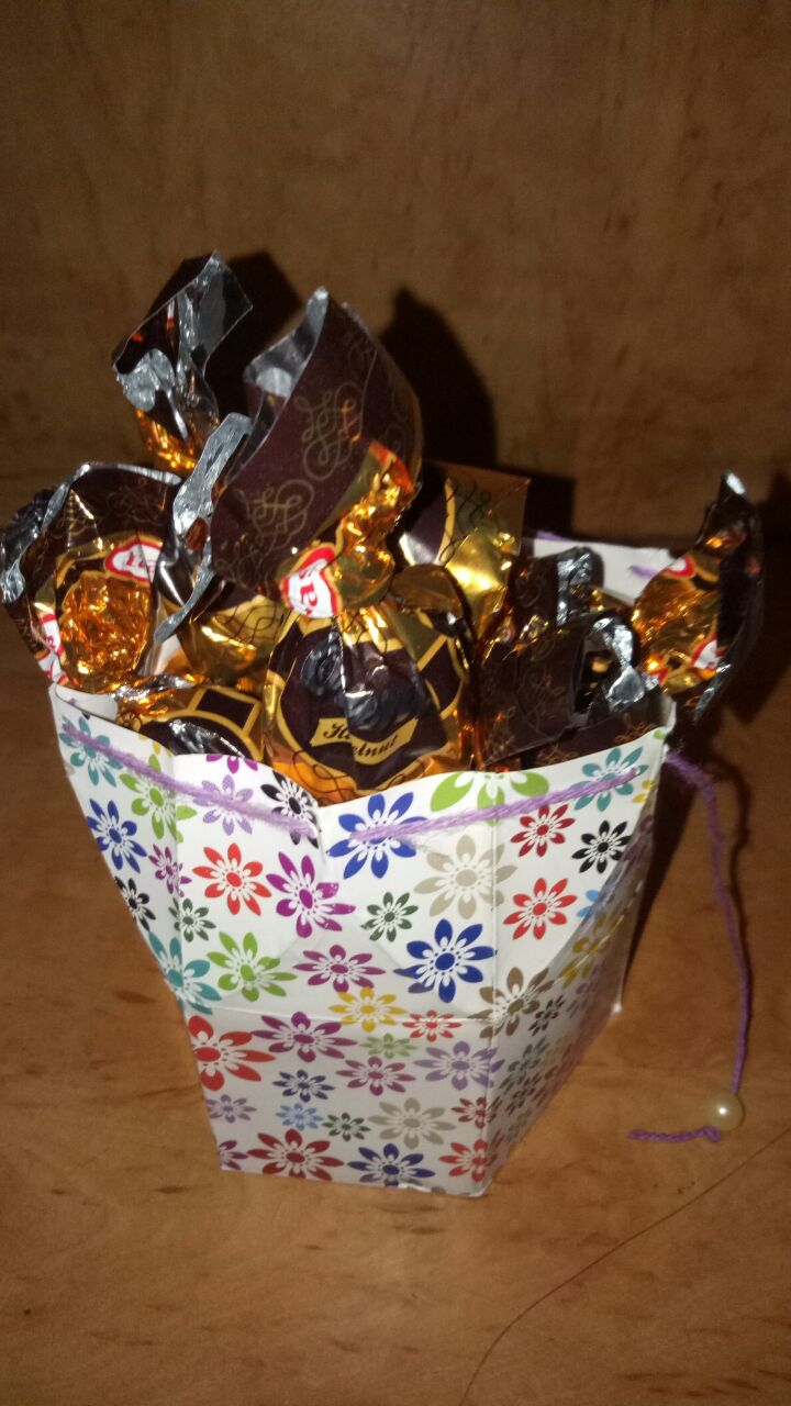 Picture of Chocolate Gift Box