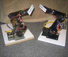 TROBOT: A Miniature Articulated Robot