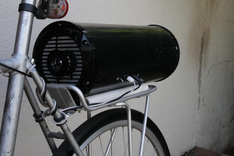 Picture of Build a Bike Boom Box