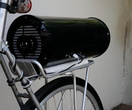 Build a Bike Boom Box