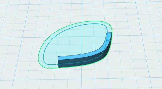 How Do I Model a Non-geometrical Piece?