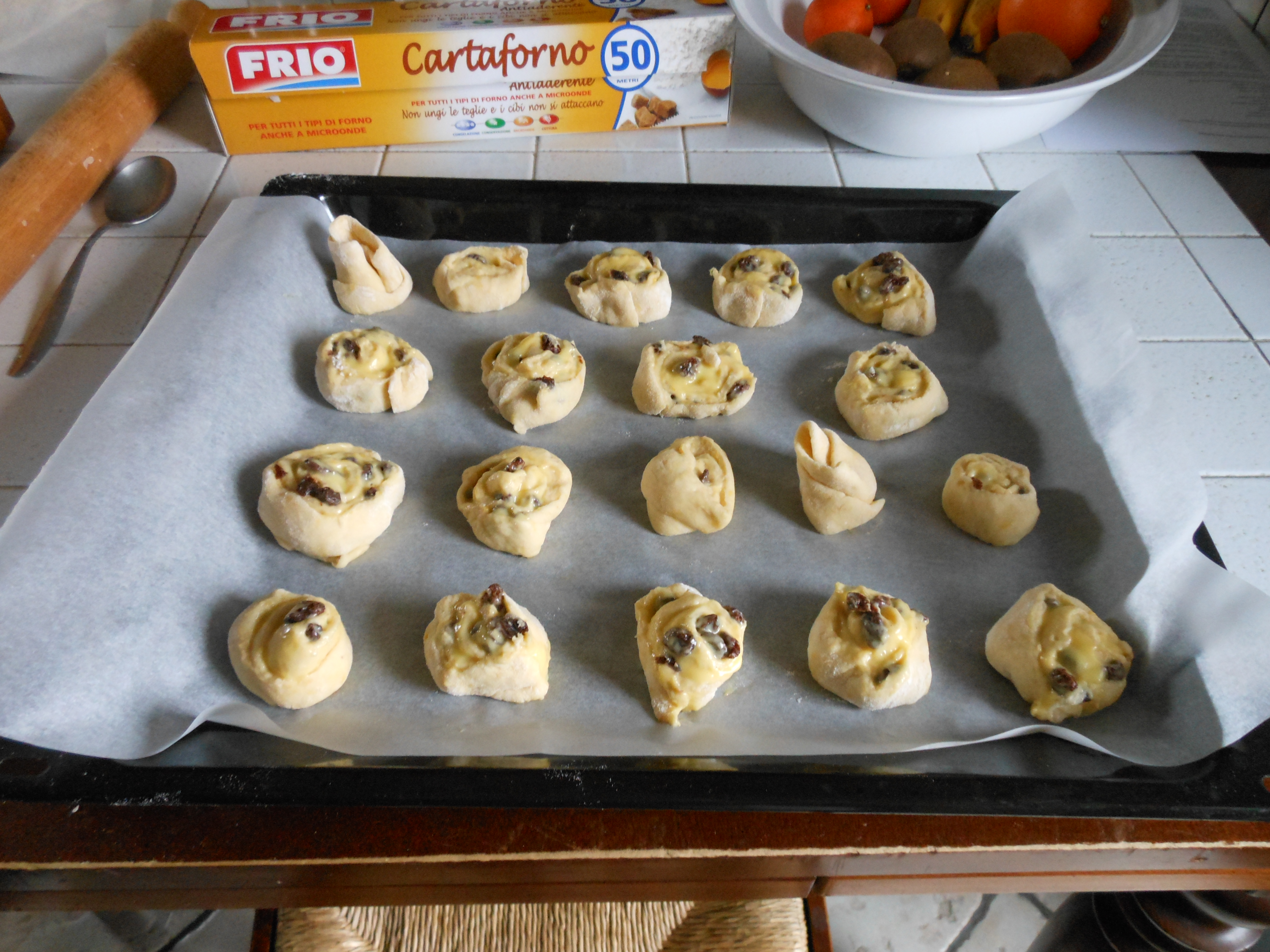 Picture of Preparation of Rolls