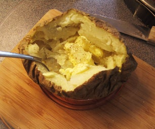 Microwave Potato