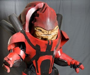 How I Made Garm, Krogan Battlemaster - and You Can Do It Too!