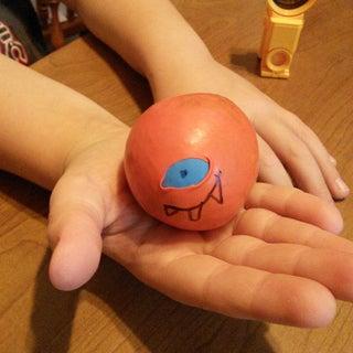 How to Make Ninja Stress Balls