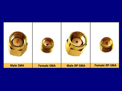 Radio Frequency SMA Connections