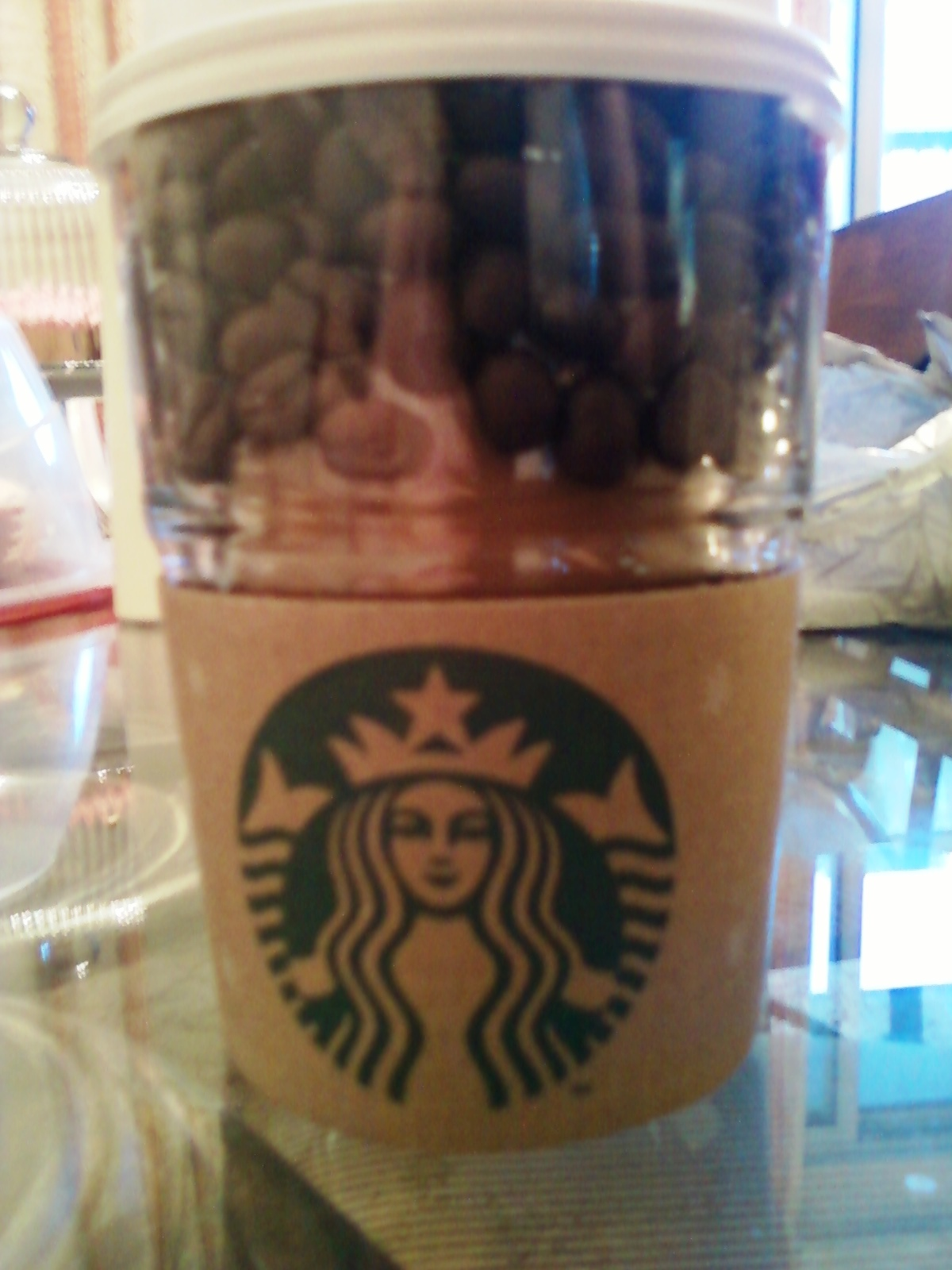 Picture of Starbucks Tall Coffee Candle