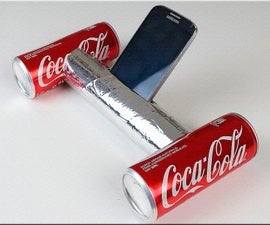HOW TO MAKE A SPEAKER FROM COCA-COLA | DIY |TUTORIAL