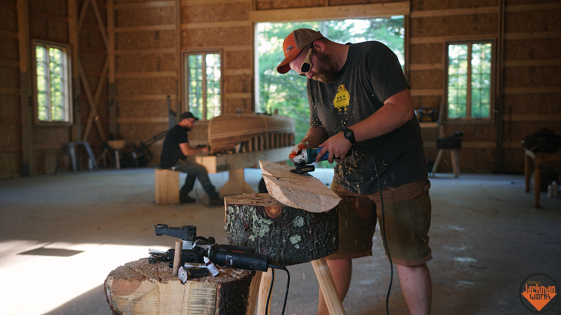 Picture of Carving Out the Seats