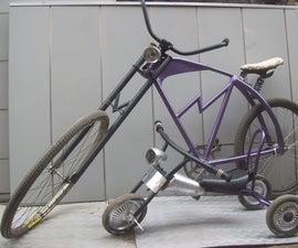Metal Bike.
