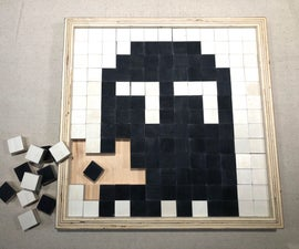 The Pixel Art Puzzle