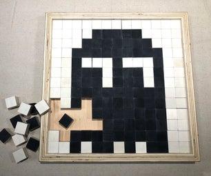 The Pixel Art Puzzle