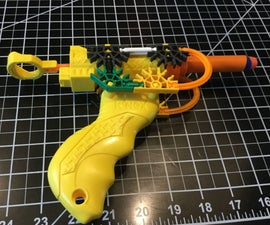 KNEX K-Force Nerf Firestrike