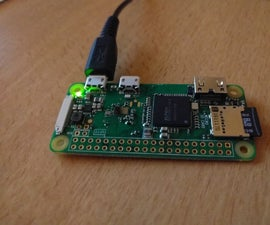 Install Raspbian and Setup Wi-Fi Without Access to Command Line or Using the Network Cable on Raspberry Pi Zero W