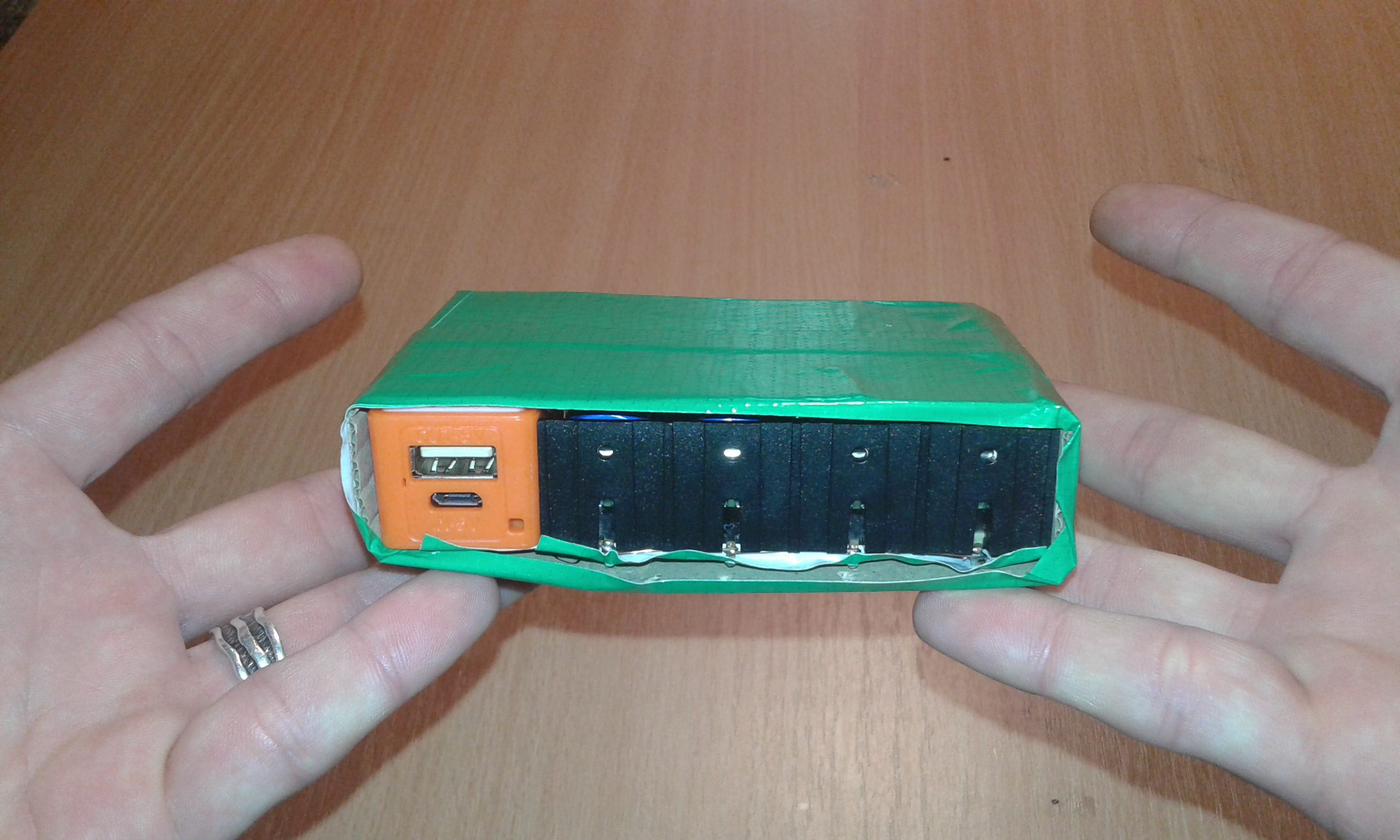 Picture of How to Make Rechargeable Power Bank