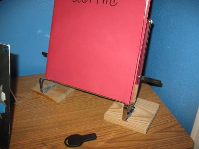 Small Sheet Music Stand