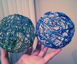 String Christmas Ornaments