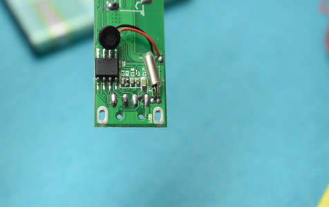 Connecting Bluetooth Module to Battery