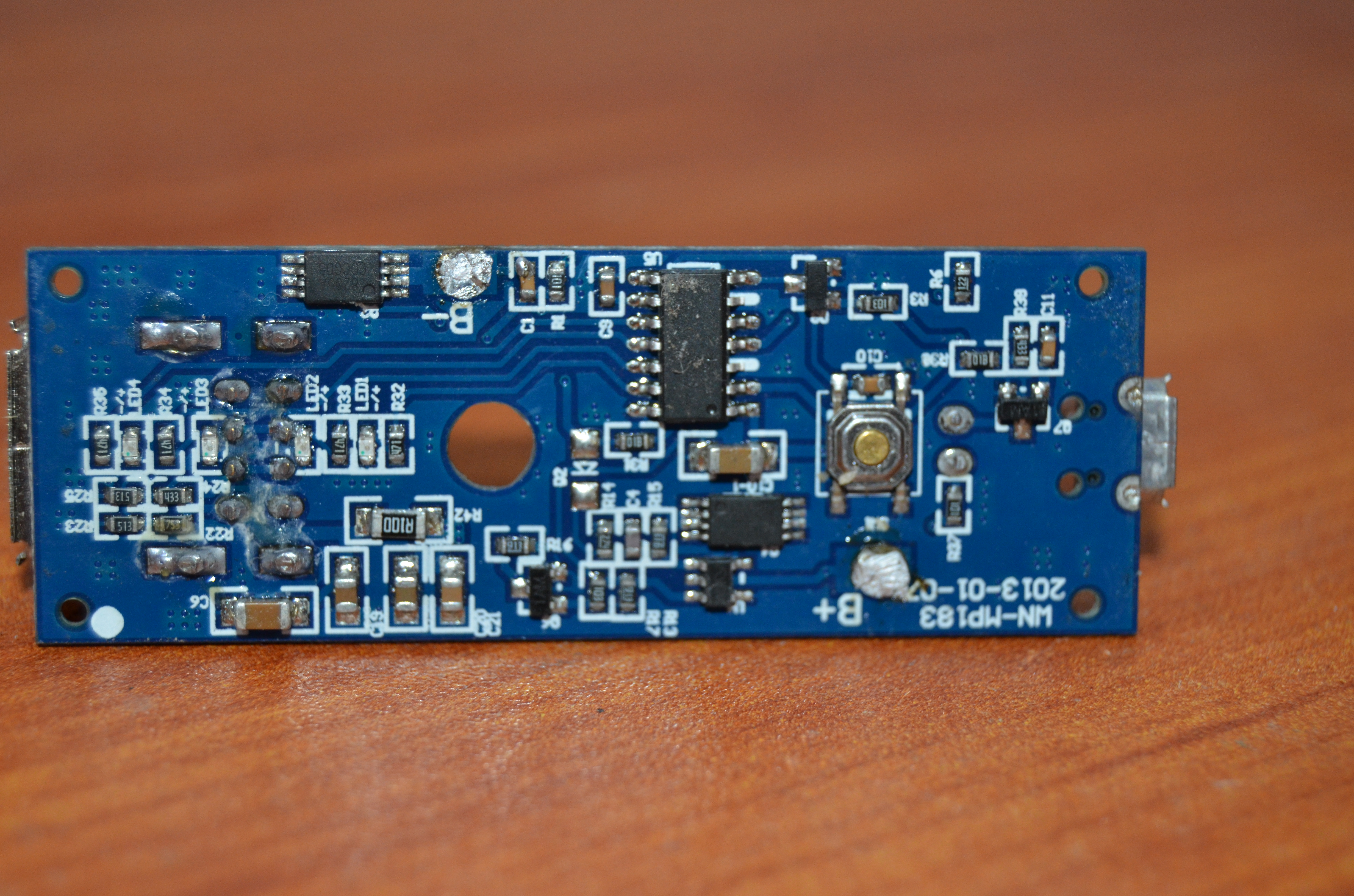 Picture of The Required Components