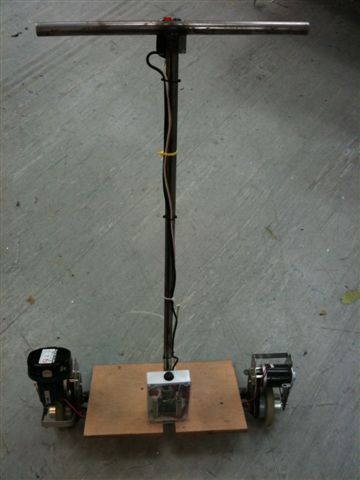 Picture of Self Balancing Scooter Ver 1.0