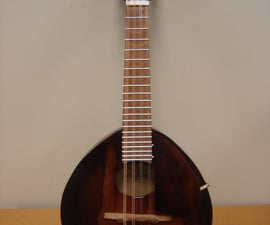 Army-Navy Mandolin on the Cheap