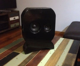 Wifi + Bluetooth portable speaker