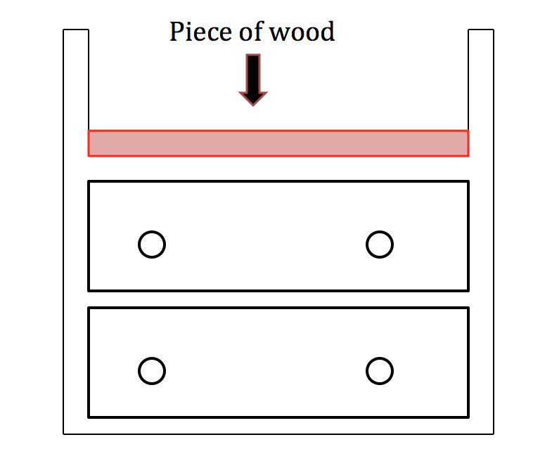 Picture of Cut the Top Part Down to the Correct/collected Dimensions