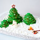 Christmas Cookie Forest