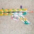 My T.A.P (Tactical Assault Pistol) knex gun