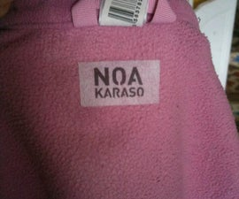 DIY:  Cheap, Fast and Easy Clothing Labels