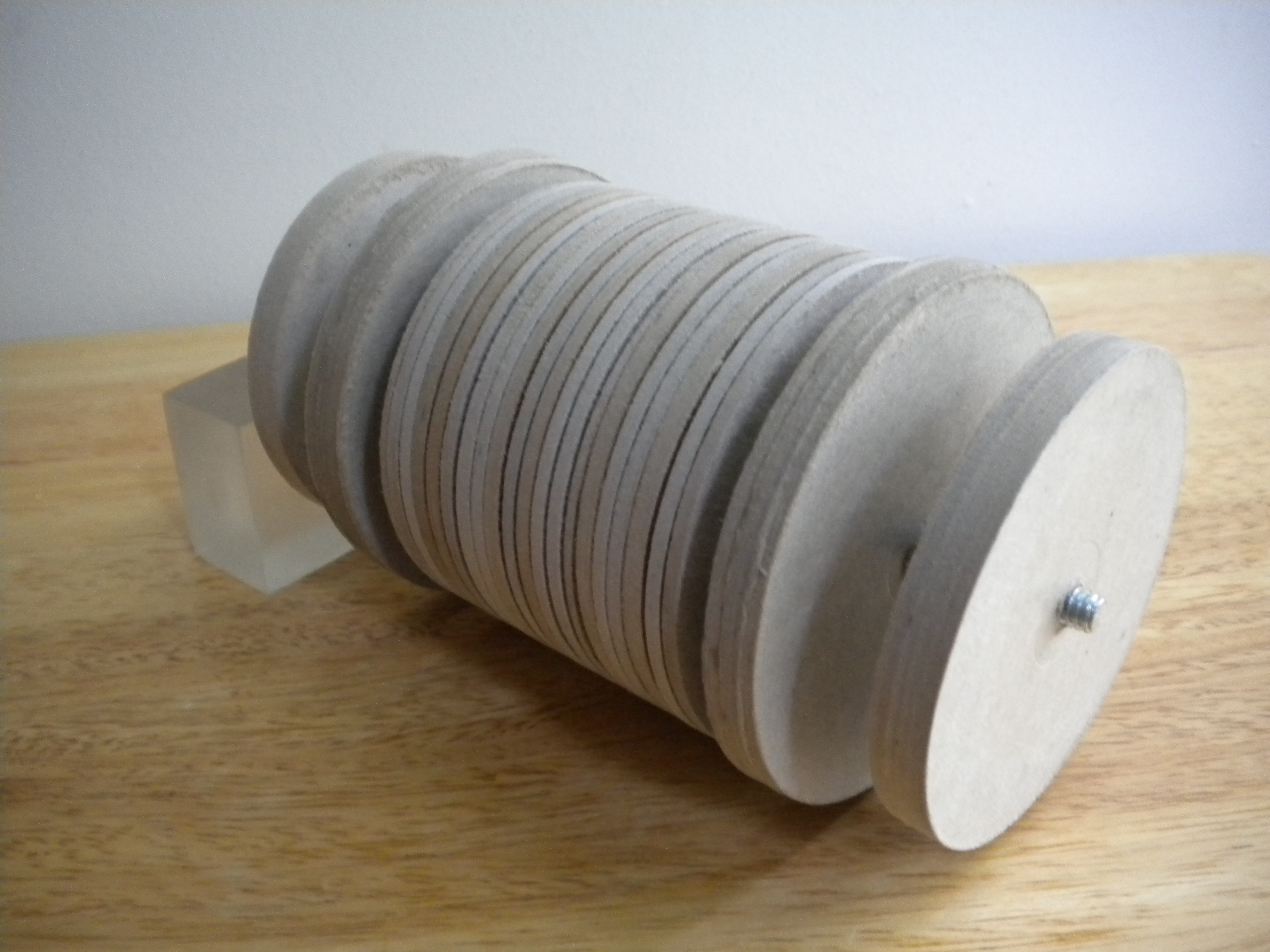 Picture of Rotors, Inner & Bearing Plates
