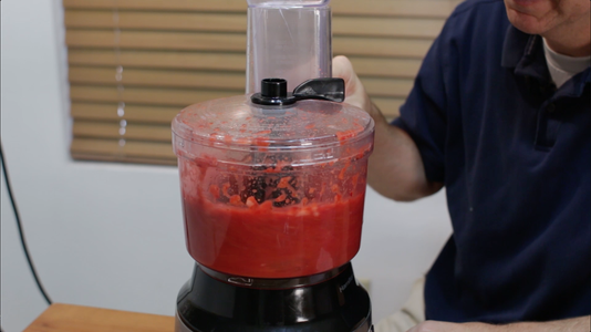 Make Strawberry Puree