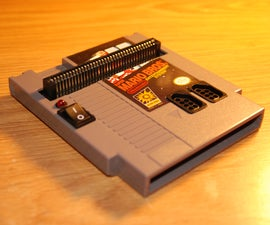 NES in a Cartridge