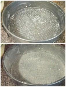 Prepare the Baking Pan