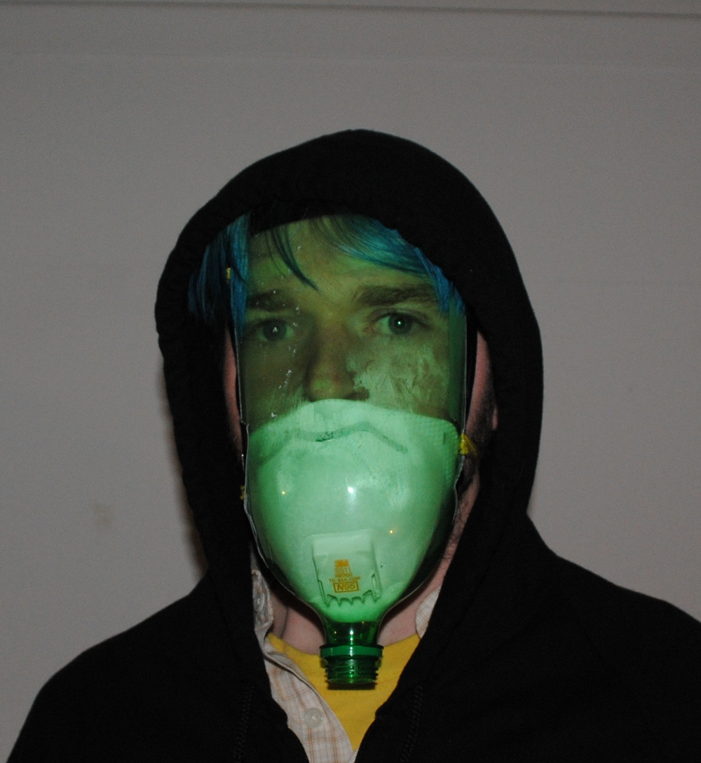 Picture of DIY Gas Mask