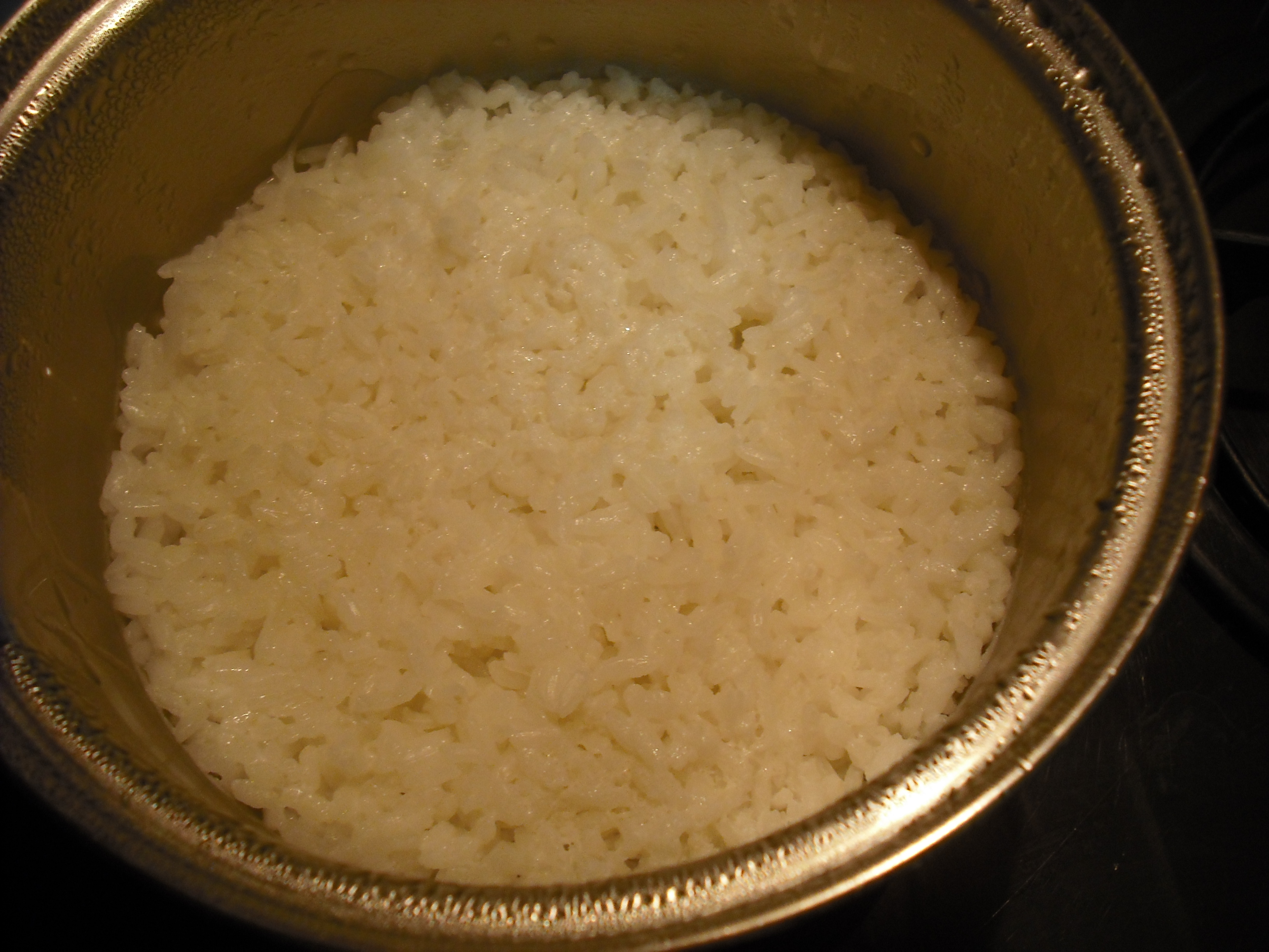 Picture of Cooking Rice