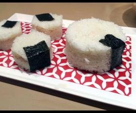 Rice Balls (Onigiri)