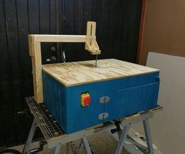 50€ DIY Jigsaw Table