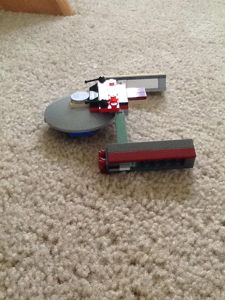 Picture of Star Trek  Lego Ship