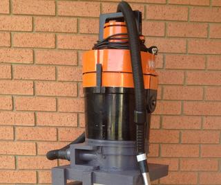 Thien Baffle Dust Extractor With Quick Change Bucket