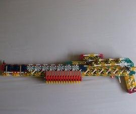 K'nex - SPAS-12 Instructions
